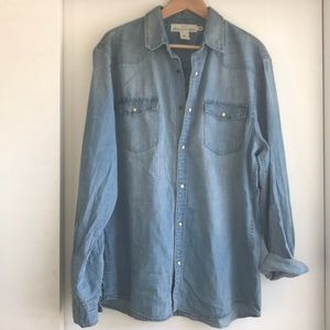 Other - L.O.G.G H&M Casual Shirt